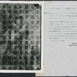 Image for K0580 - Alan Burroughs report, circa 1930s-1940s