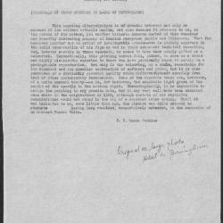 Image for K0592 - Expert opinion by Perkins, circa 1920s-1940s