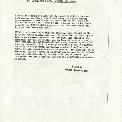 Image for K0058 - Alan Burroughs report, circa 1930s-1940s