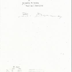 Image for K0058 - Expert opinion by Berenson, circa 1920s-1950s