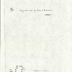 Image for K0059 - Expert opinion by Longhi, 1931