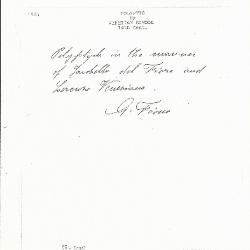 Image for K0065 - Expert opinion by Fiocco, circa 1930s-1940s