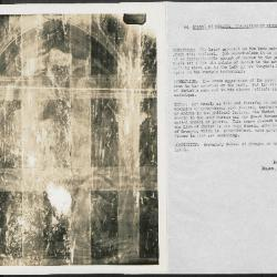 Image for K0064 - Alan Burroughs report, circa 1930s-1940s