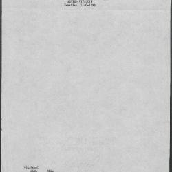 Image for K0594 - Art object record, circa 1930s-1950s