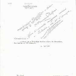 Image for K0065 - Expert opinion by Perkins et al., circa 1920s-1940s