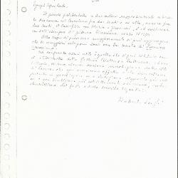 Image for K0065 - Expert opinion by Longhi, 1927