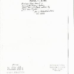 Image for K0006A - Expert opinion by Friedlaender, 1938