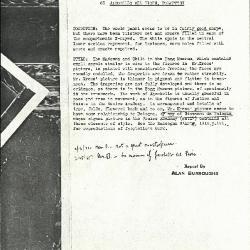 Image for K0065 - Alan Burroughs report, circa 1930s-1940s