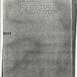 Image for K00B1 - Alan Burroughs report, circa 1930s-1940s