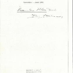 Image for K0094 - Expert opinion by Berenson, circa 1920s-1950s