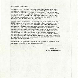 Image for K0094 - Alan Burroughs report, circa 1930s-1940s