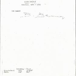 Image for K0091 - Expert opinion by Berenson, circa 1920s-1950s