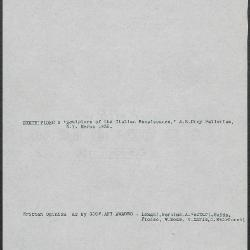 Image for KSF05 - Art object record, circa 1930s-1950s