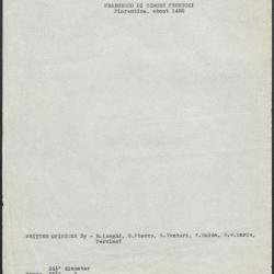 Image for KSF05B - Art object record, circa 1930s-1950s