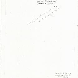 Image for KSF05A - Expert opinion by Perkins, circa 1920s-1940s