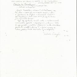 Image for KSF05D - Expert opinion by Longhi, circa 1920s-1950s