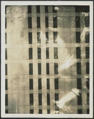 Image for K00X5 - Alan Burroughs report, circa 1930s-1940s