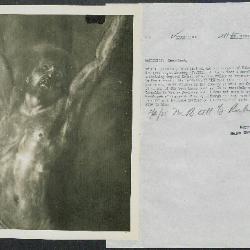 Image for K0160 - Alan Burroughs report, circa 1930s-1940s