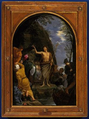 Image for Saint John the Baptist Preaching