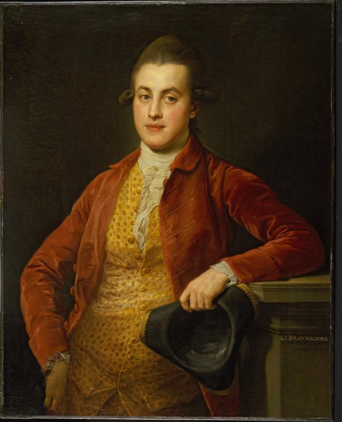 Image for Portrait of Richard Aldworth Neville, later Second Baron Braybrooke