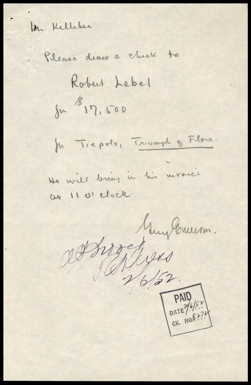 Image for Lebel, Robert, February 6, 1952