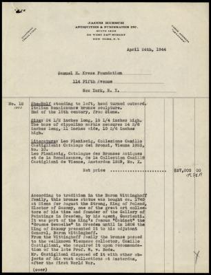 Image for Jacob Hirsch, April 24, 1944