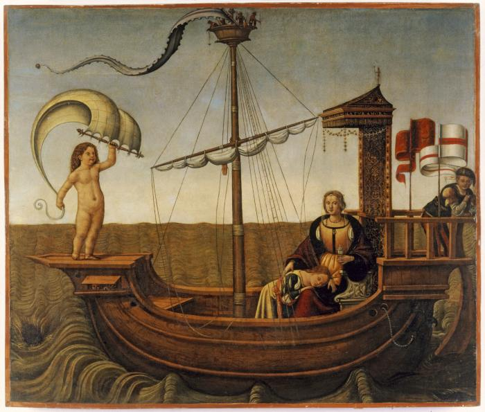 Image for The Ship of Love