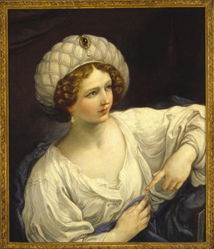 Image for Portrait of a Lady as a Sibyl