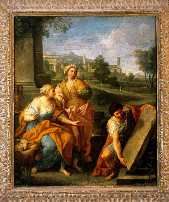Image for Jacob and Laban's Daughters