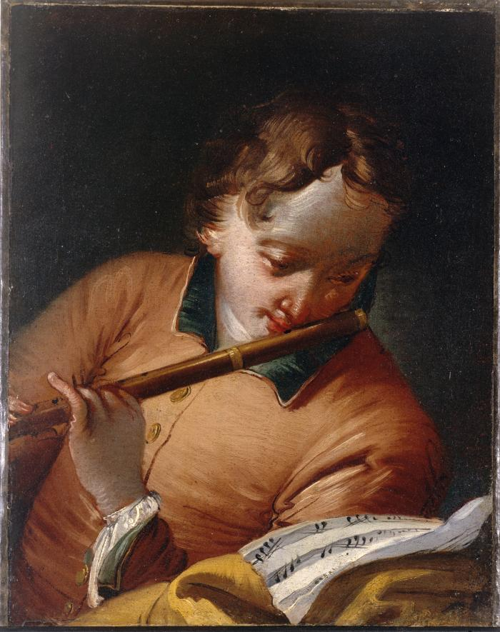 Image for The Flute Player