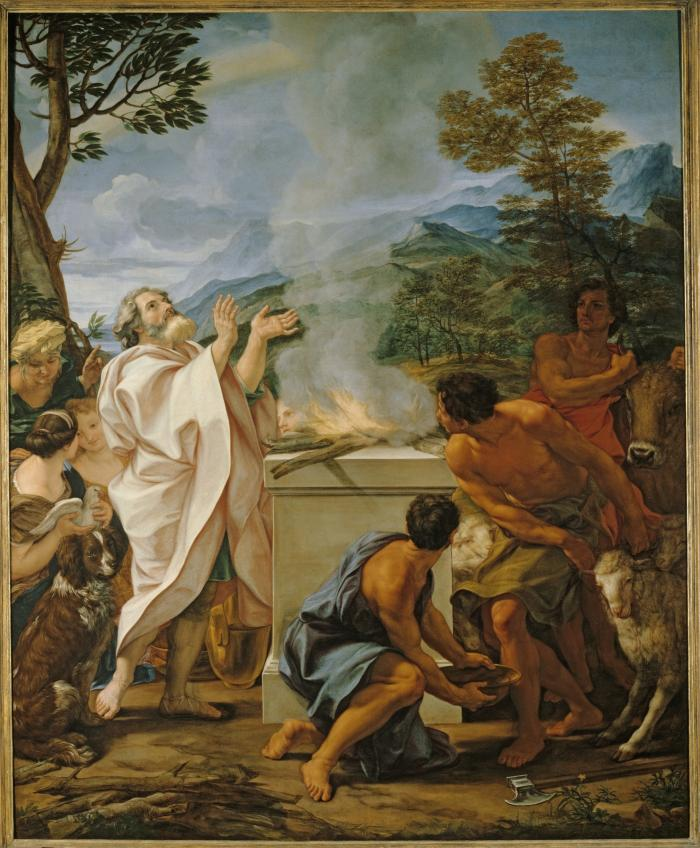 Image for The Thanksgiving of Noah