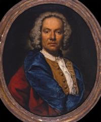 Image for Portrait of a Man in a White Wig