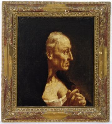 Image for Portrait of an Old Woman