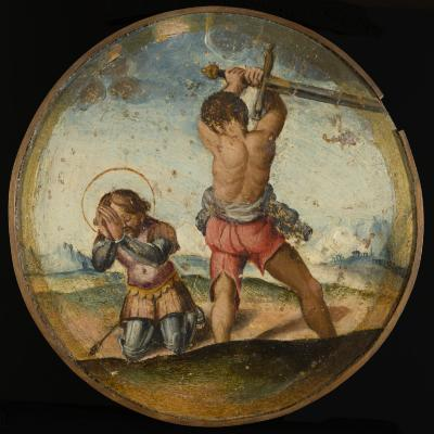 Image for The Martyrdom of Saint Alexander