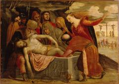 Image for The Burial of Christ