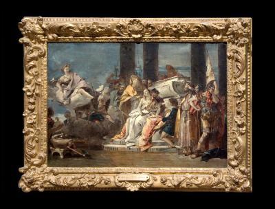 Image for The Sacrifice of Iphigenia
