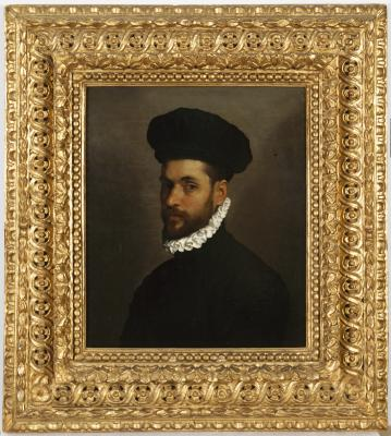 Image for Portrait of a Gentleman in Black