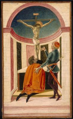 Image for Saint John Gualberto and the Crucifix