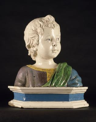 Image for Bust of Christ as a Child