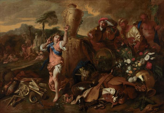 Image for Allegory of Vanity