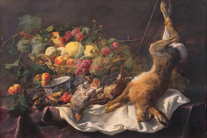 Image for Fruit and Game