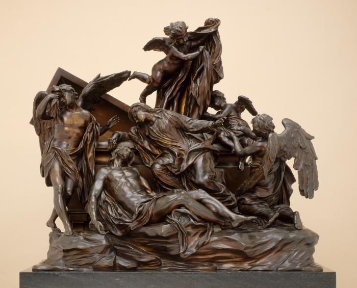 Image for The Lamentation over the Dead Christ