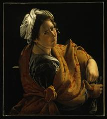 Image for Portrait of a Young Woman as a Sibyl
