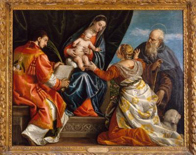 Image for Sacra Conversazione
