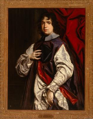 Image for Portrait of Giuseppe Renato Imperiali