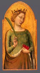 Image for Crowned Virgin Martyr (St. Catherine of Alexandria), A