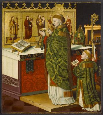 Image for Miraculous Mass of Saint Martin of Tours