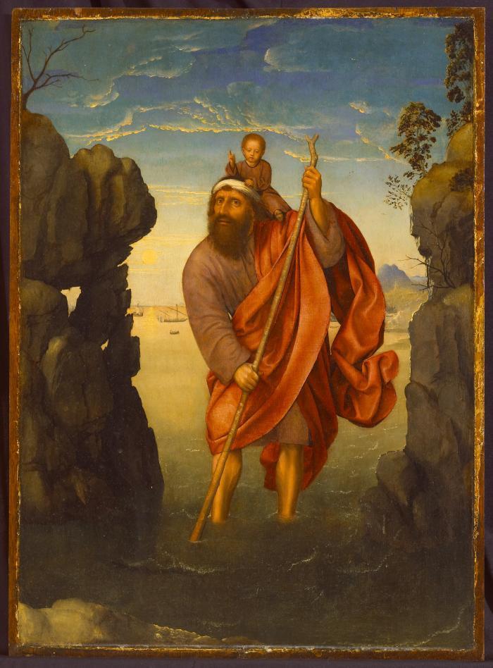 Image for Saint Christopher