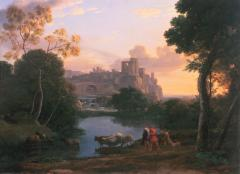 Image for View of Tivoli at Sunset