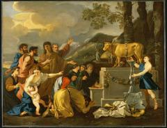 Image for Adoration of the Golden Calf